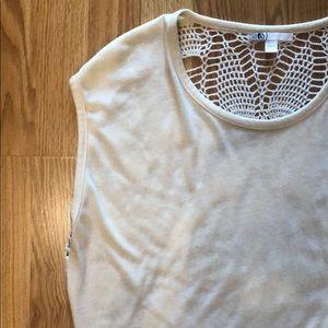Volcom: Crochet top